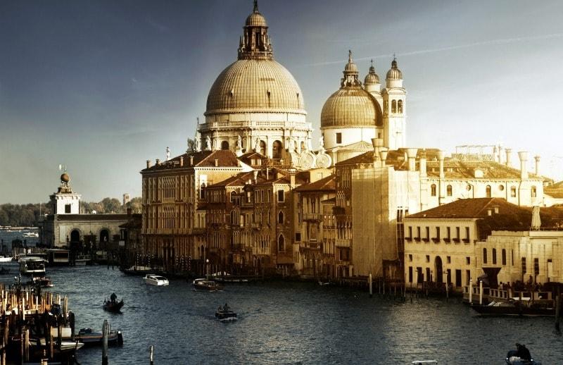 Базилика Санта-Мария в Венеции