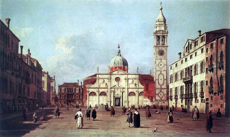 Площадь Санта-Мария Формоза