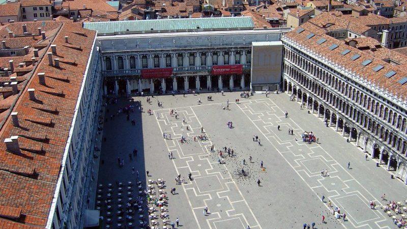 Музей Коррер на площади Сан-Марко