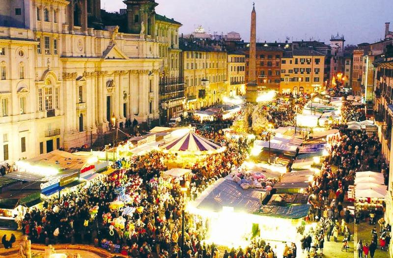11 лучших мест, куда можно бесплатно сходить в Риме