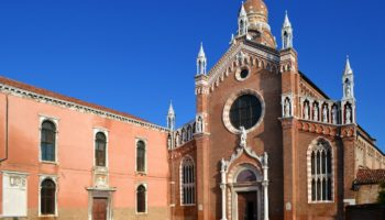 Венецианская церковь Мадонна делл'Орто