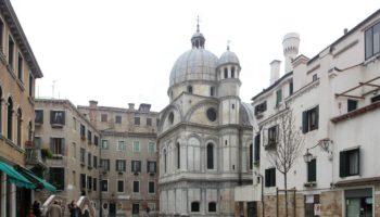 Санта-Мария деи Мираколи: самая романтичная церковь Венеции