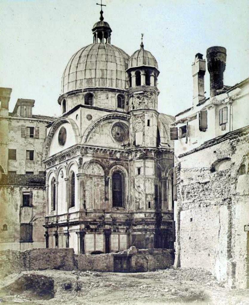 Санта Мария дель Мираколли история