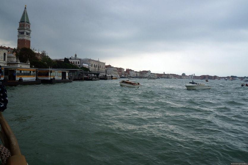 Венеция весной