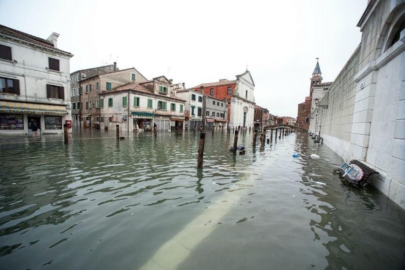 Когда лучше ехать в Венецию по месяцам