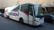 Покупка билета на автобусе Terravision онлайн