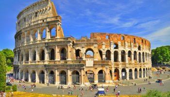 Топ-10 достопримечательностей Рима