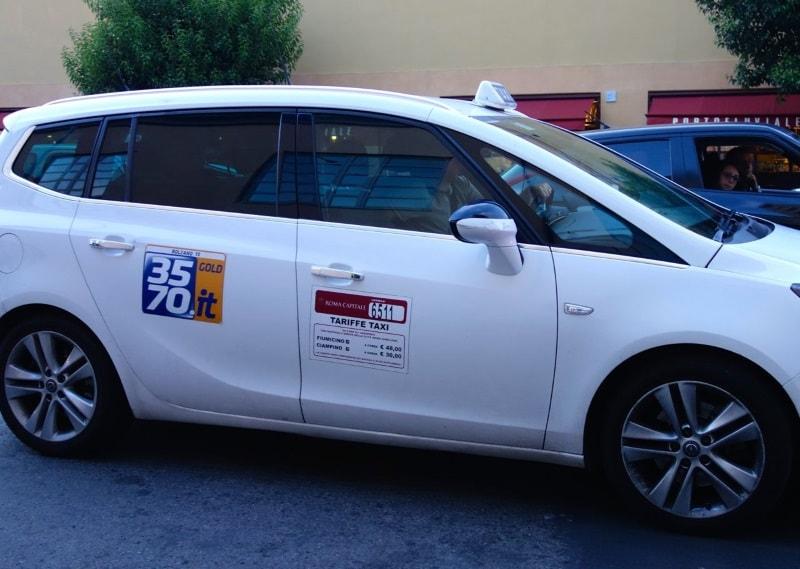 Римское такси