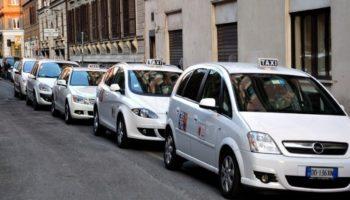 Транспорт в Риме: такси, мопед, велосипед