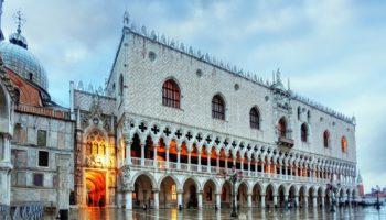 Дворец Дожей – дворец №1 в Венеции