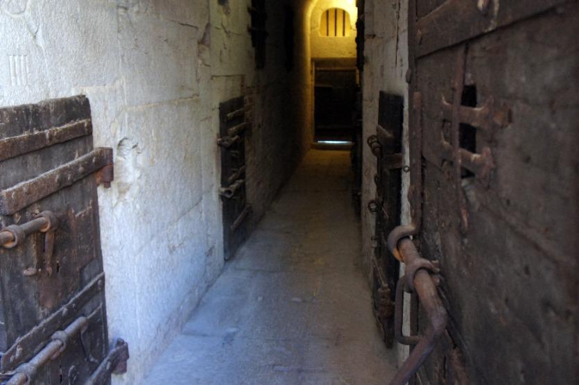 Дворец Дожей тюрьма