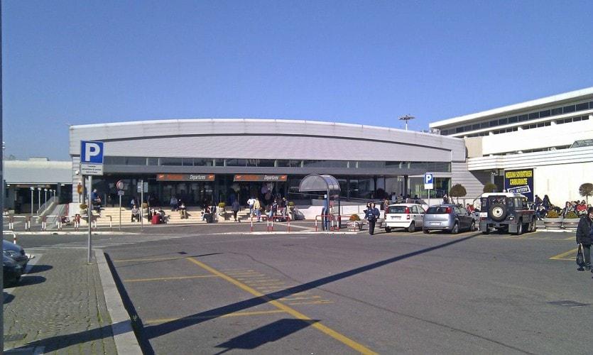 Аэропорт Чампино в Риме - один из старейших в Европе