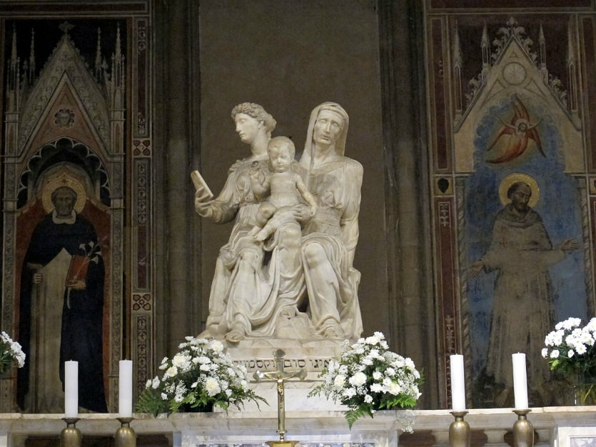 Алтарь святой Анны