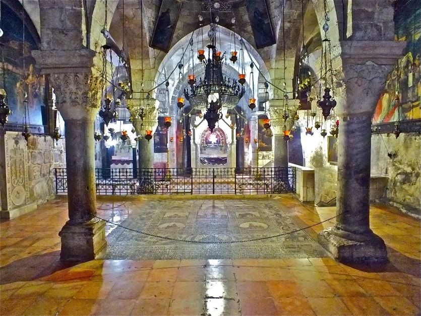 Базилика Санта-Кроче Часовня св. Елены
