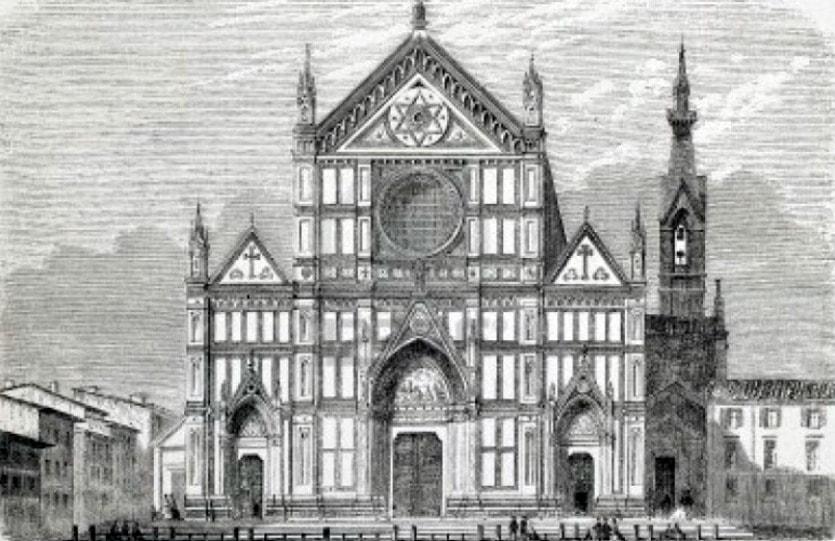 Базилика Санта-Кроче история