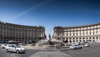 Римский холм Квиринал: Дворцы и достопримечательности