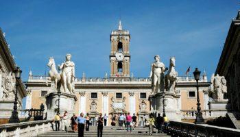 Капитолийские музеи и знаменитые экспонаты