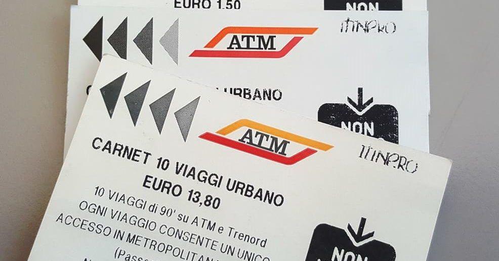 Проездные билеты Милан