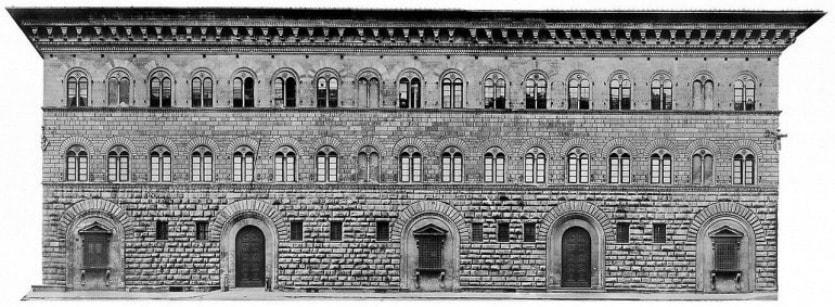 Палаццо Медичи-Риккарди история