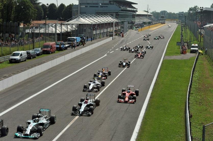 Район Монца Формула 1