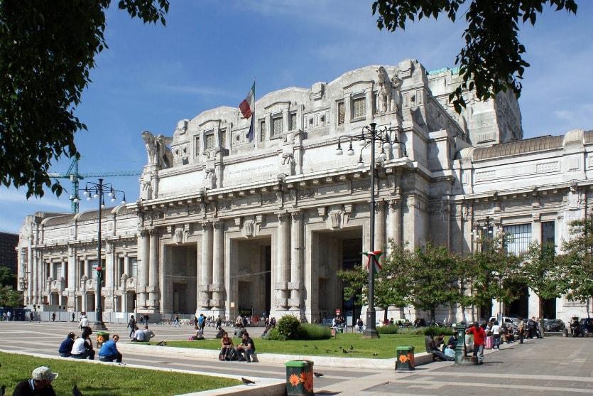 Район вокзала