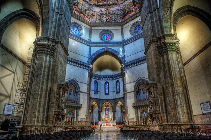 Санта Мария дель Фьоре - собор №1 во Флоренции