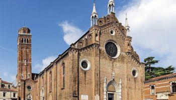 Венецианская Санта-Мария Глориоза деи Фрари