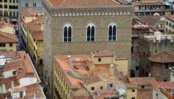 Церковь Орсанмикеле – обычная церковь с необычной историей