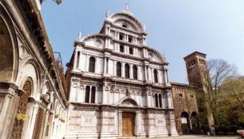 Церковь Сан-Заккария: сочетание готики и Ренессанса