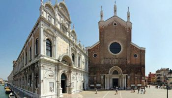 Церковь Санти Джованни э Паоло: известный собор искусств