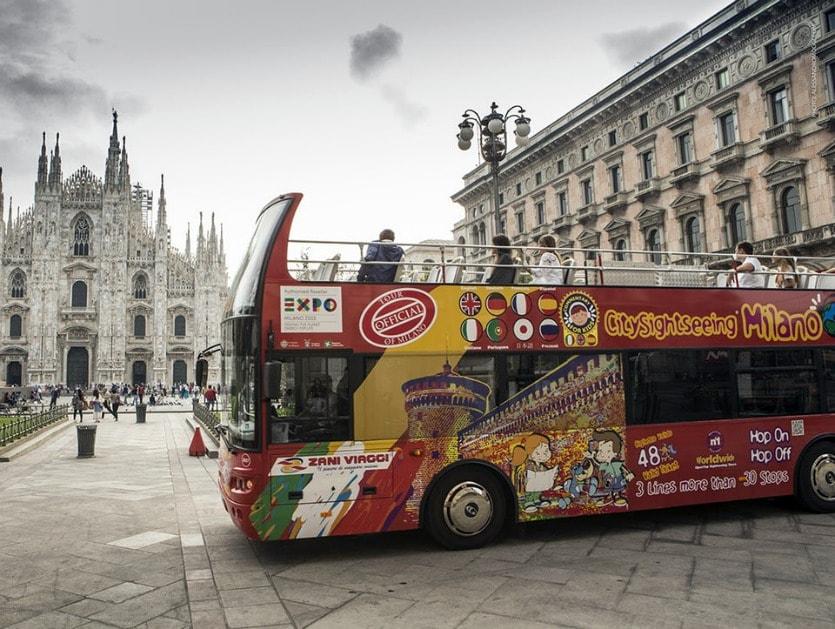 Туристические маршруты в Милане