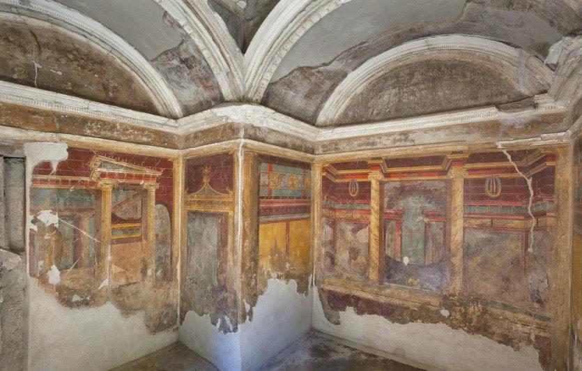 Убранство Золотого Дома Нерона было по-настоящему роскошно