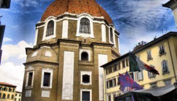 КапеллаМедичи – шедевр Микеланджело