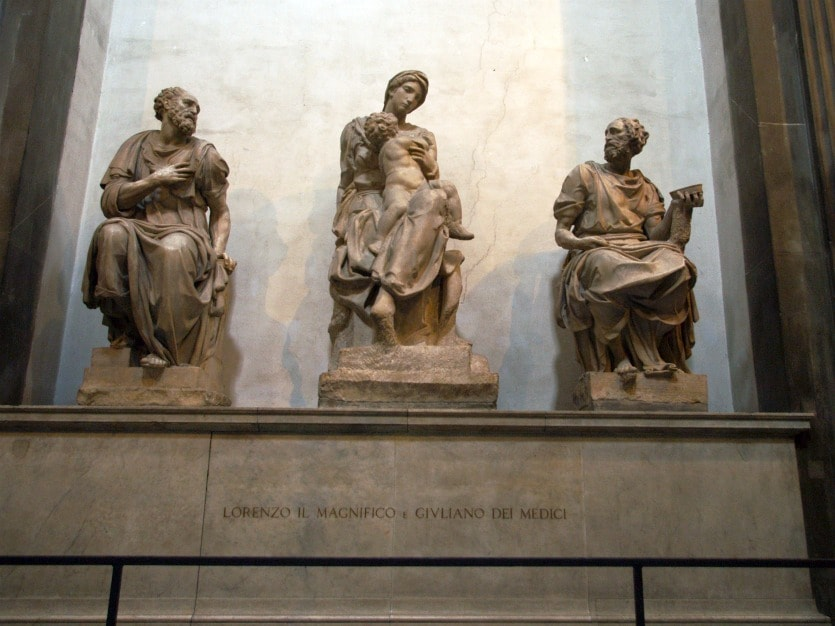 Саркофаг Лоренцо и Джулиана