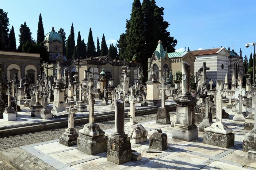 Сан-Миниато-аль-Монте кладбище
