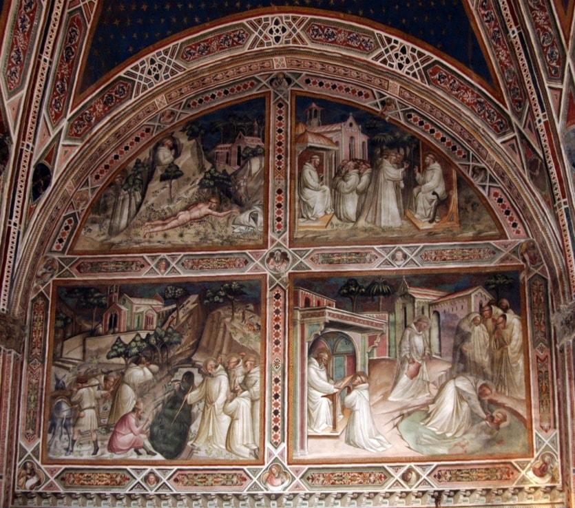 Спинелло Аретино фрески