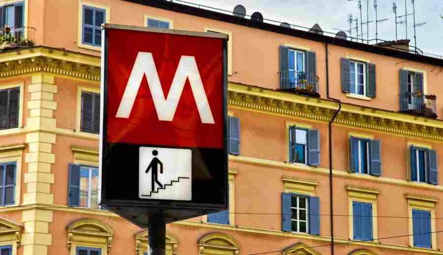 Как использовать туристу общественный транспорт Рима