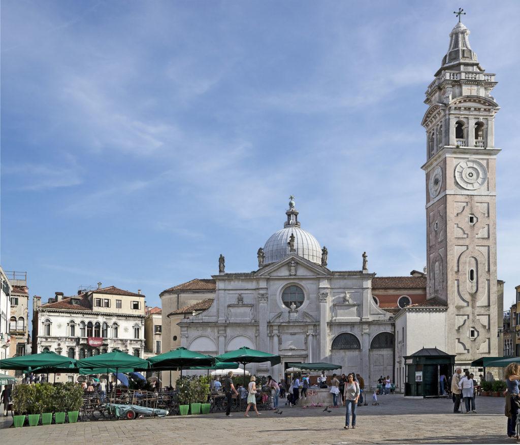 Санта-Мария Формоза в Венеции