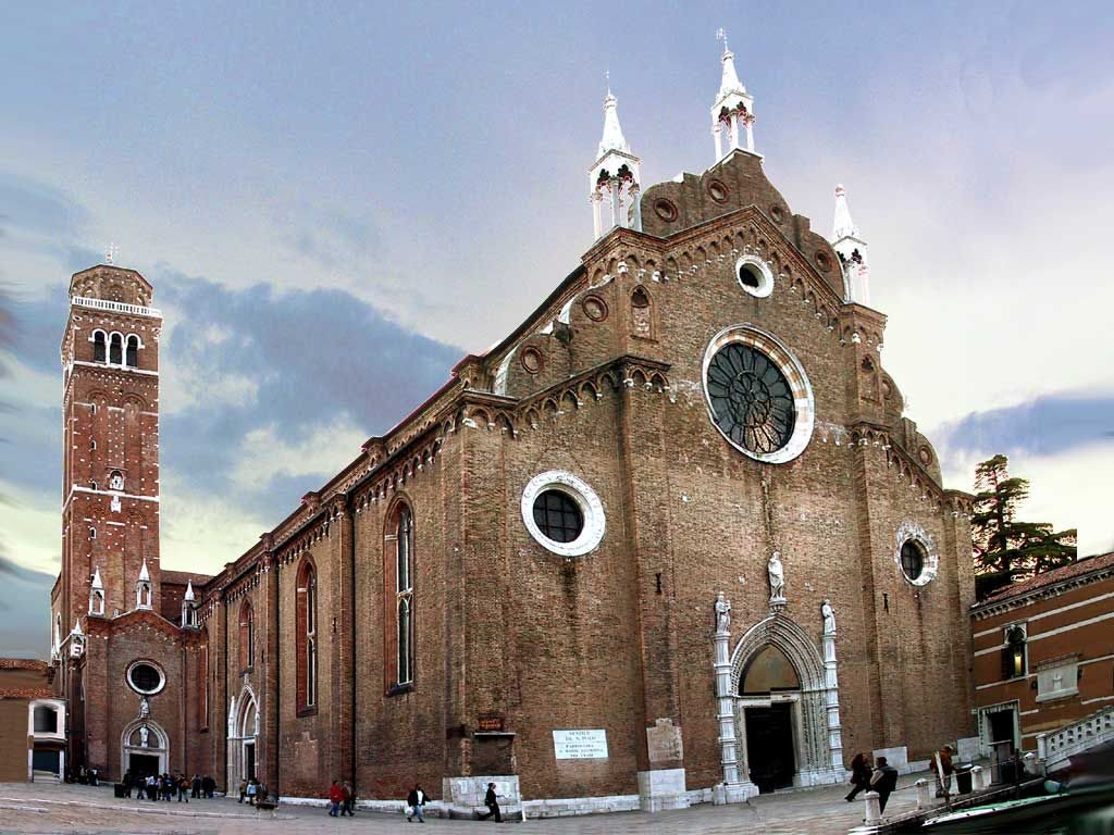 Венецианская церковь Санто Стефано