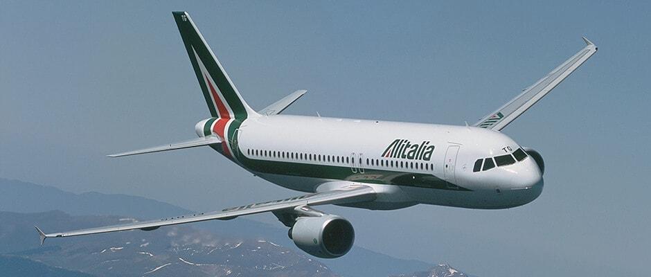 Самолёт из Рима во Флоренцию