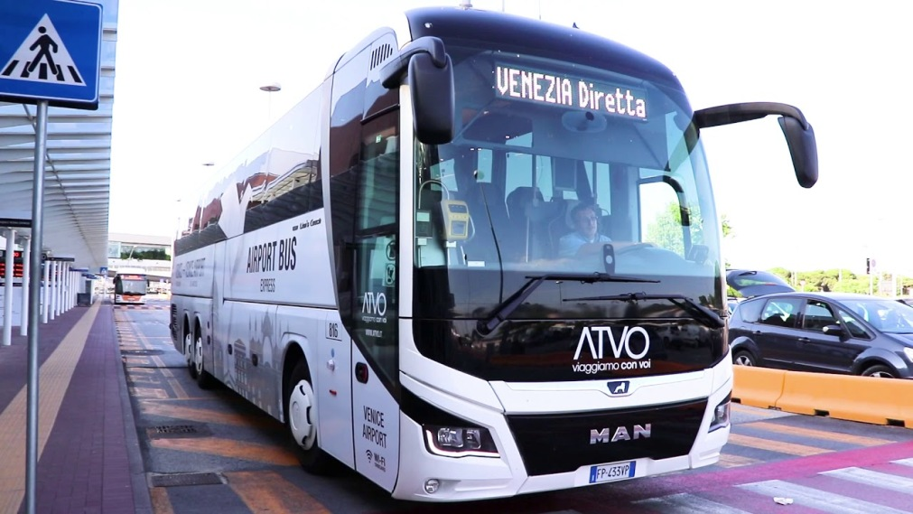 Автобус ATVO Fly Bus