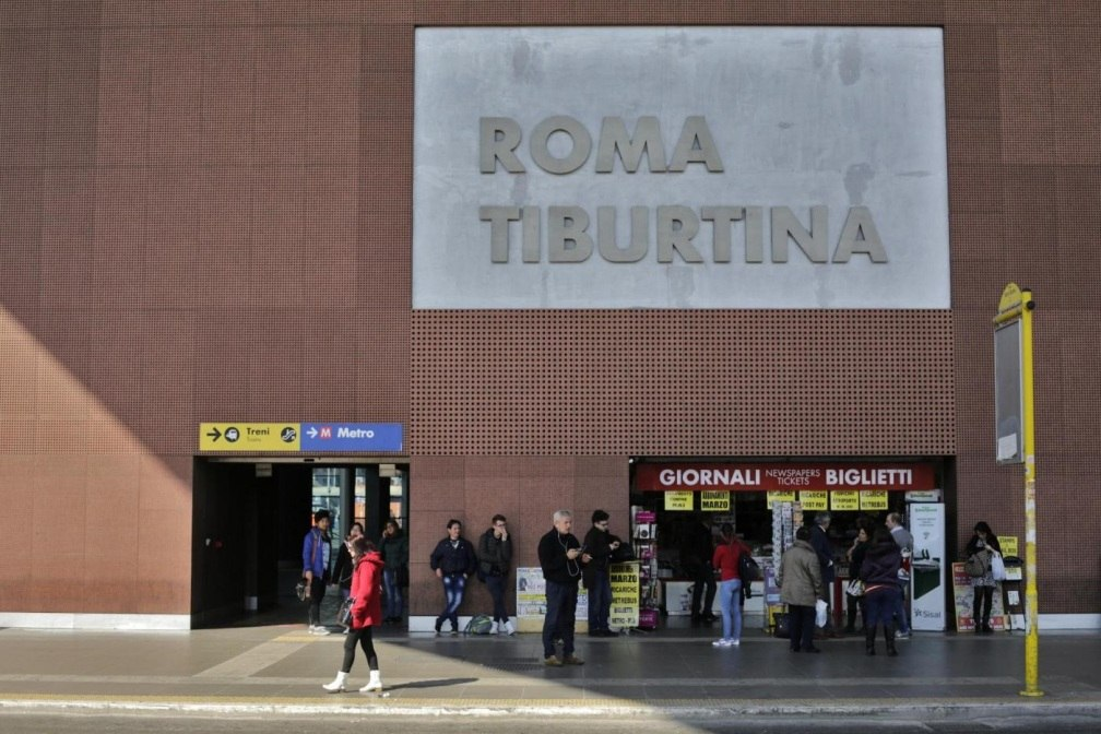 Тибуртина в Риме